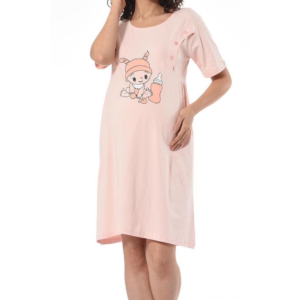 Doğumların Vazgeçilmez Tercihi Doğum Gecelik ve Pijama Modelleri