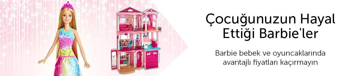Barbie Bebek & Oyuncaklarında Fırsatlar