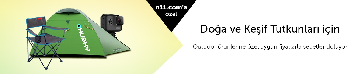 Outdoor ürünlerinde fırsatlar