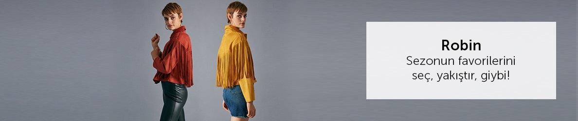 Sezonun favori modellerini seç, yakıştır, giybi!