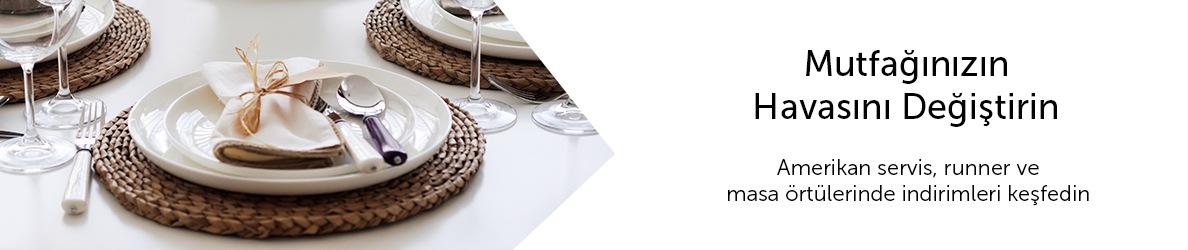 Mutfak Tekstilinde Fırsatlar