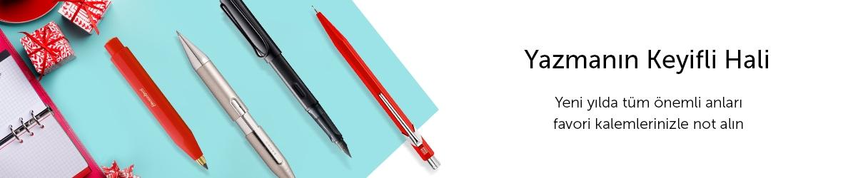 Yeni Yıl Kalem Kampanyası