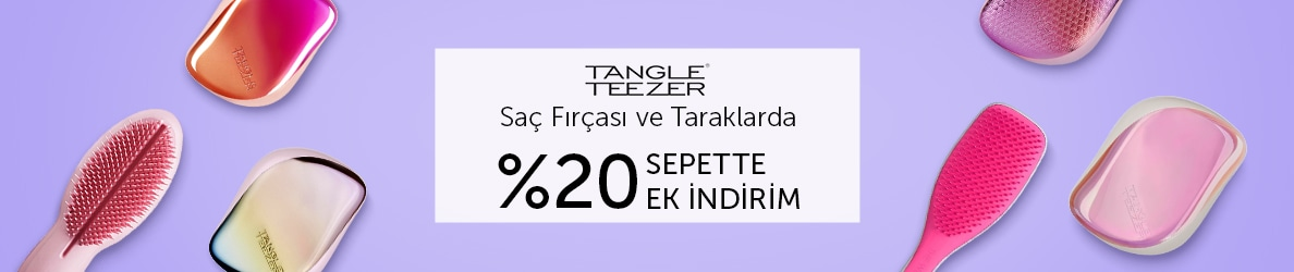 Tangle Teezer %20 indirim