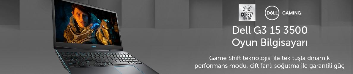 Dell G3 15 3500 Oyun Bilgisayarı