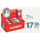 Arko Traş Sabunu 12'li Paket