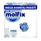 Molfix 5 Beden Junior 11- 18 150 Adet