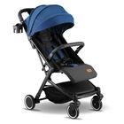 Babyhope Royal Cabin Bebek Arabası Mavi