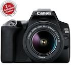 Canon EOS 250d 18-55mm DC WiFi® DSLR Fotoğraf Makinesi