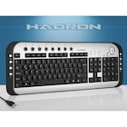 Hadron Usb Multimedia Q Klavye Extra Kaliteli HD-822