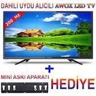 AWOX AWX-9939ST 39'' 99 EKRAN DAHILI UYDULU HD LED TV