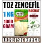 Toz Zencefil - BAĞDAT BAHARAT - 1000 Gram - 1 Kg