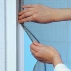 Pencere Cam sinekliği 150cm x130Cm Ayarlanabilir Sineklik Sintak