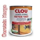 CLOU Ahşap Keten Yağı (Bezir Yağı) 750 ml