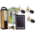 3Lambalı Everton RT-904 Güneş Enerjili Solar Aydinlatma Sistemi