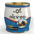 Oliveo Gemlik  381-420 KB Siyah Zeytin Teneke 1500 G