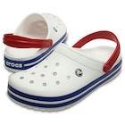 Crocs Crocband White Jean