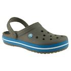Crocs 11016 Crocband Gri-Mavi Erkek Terlik