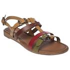 Pierre Cardin 2126 Tokali Deri Taba Kadın Sandalet