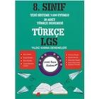 8. Sınıf Türkçe Lgs Yıldız Karma Denemeleri