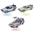 Geleceğe Dönüş Ful Set 1-2-3 Metal Model Araba Back To The Future