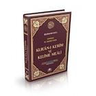 Merve Yayınları Renkli Kelime Kuran-ı Kerim Meali Orta Boy