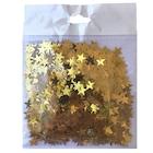 Altın Sarısı Gold Yıldız Şekilli Masa Süsleme Konfeti Pulu