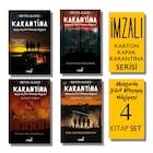 Karantina serisi Seti-ciltsiz Beyza Alkoç-İMZALI