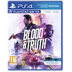 Playstation Vr Blood And Truth