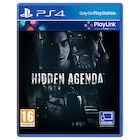 Ps4 PlayLink Hidden Agenda - Bandröllü