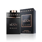 Bvlgari Man In Black Edp 100 ml Erkek Parfümü