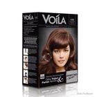 Voila Nano Diamond Kalıcı Krem Saç Boyası 6.52 Çikolata Kahve