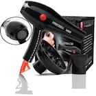 Powerbeg 5000 Profesyonel Fön Makinesi Kuaför Tipi 2500 watt+WİGO