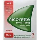 Nicorette 2 Adım bant 15 mg