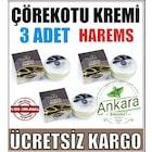 Çörek Otu Kremi - 3 Adet - 405 ml - Çörekotu Kremi - HAREMS