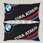 BMW Başlık Yastığı - Özelleştirilebilir.