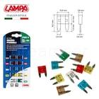 Lampa Fus-4 Mini Bıçak Sigorta Seti 10'lu 70085
