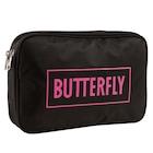 Butterfly Pro Case Double Çanta Tipi Masa Tenisi Raket Kılıfı Siy