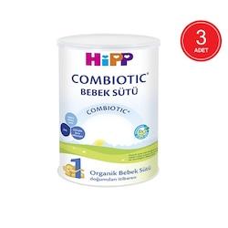 Hipp 1 Combiotic Organik Bebek Sütü 0+ Ay 3 x 350 G