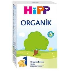 Hipp 1 Organik Bebek Sütü 0+ Ay 600 G