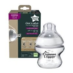 Tommee Tippee PP Plastik Closer to Nature Biberon 150 ml Beyaz