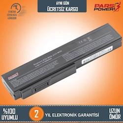 Asus X5MSM, X5MSN, X5MSQ, X5MSV Notebook Batarya - Pil (Pars