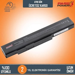 Casper NB 15.6 CNU.3210-4K05V-S Notebook Batarya - Pil (Pars