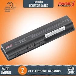 HP 7F08A4, 7F0914 Notebook Batarya - Pil (Pars Power)