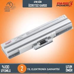 Sony Vaio PCG-8141L, PCG-8152L Notebook Batarya - Pil (Pars