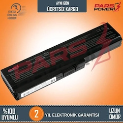 Toshiba Satellite L650-1C0, L650-1F8 Notebook Batarya - Pil