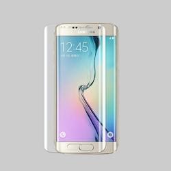 Samsung S6 Edge Plus için Kavisli Film Ekran Koruyucu