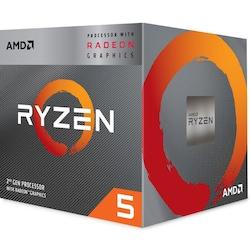 AMD Ryzen 5 3400G 3.7 GHz AM4 4 MB Cache 65 W İşlemci