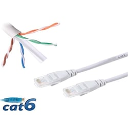 CAT 6 10 METRE ETHERNET KABLOSU 245017