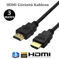 HDMI Kablo v1.4 Full HD 3D - 3 Metre