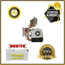 Orijinal Lenovo N580 G480 Notebook Cpu Heatsink Fan AT0N1001PR0